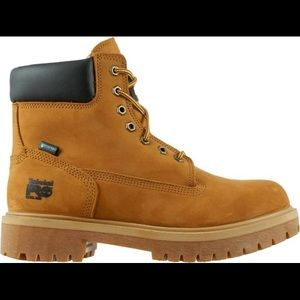 Steel Toe Timbs